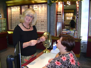 Meet the opticians at Clompus, Reto & Halscheid Vision Associates