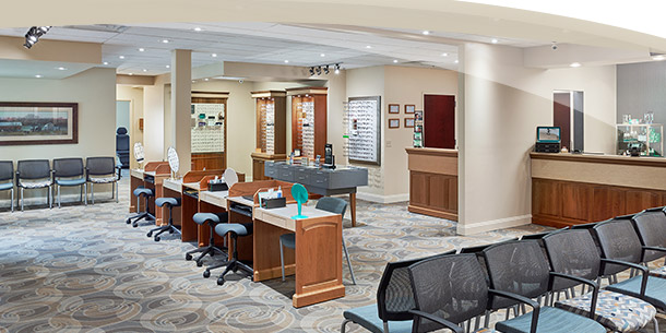 Eye Care Offices of Clompus, Reto & Halscheid Vision Associates