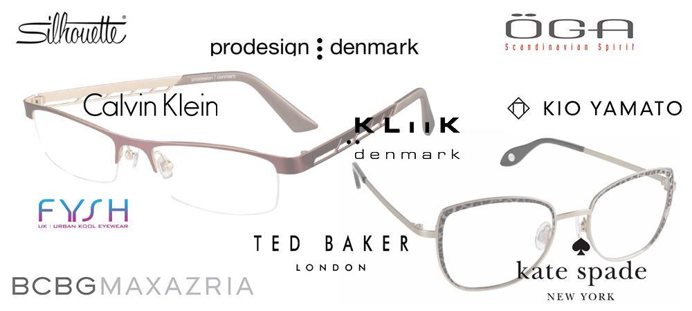 Fashion Eyewear Selection